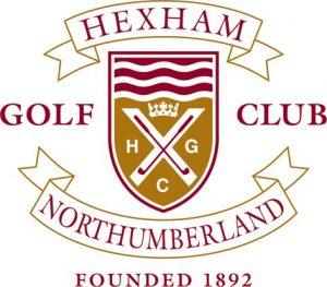 hexham golf logo